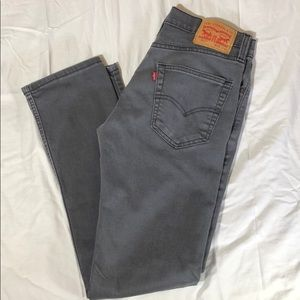 Mens Levis 511 Jeans 31x32